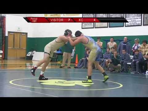 Wrestling 2018 Senior Night vs Karns