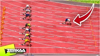 THE BEST START TO A RACE IN LONDON 2012! (London 2012)