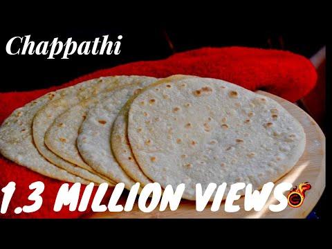 How To Make Soft Chapathi || Easy Way To Make Soft Chapati ||Veena's Curryworld ||Ep: No 57