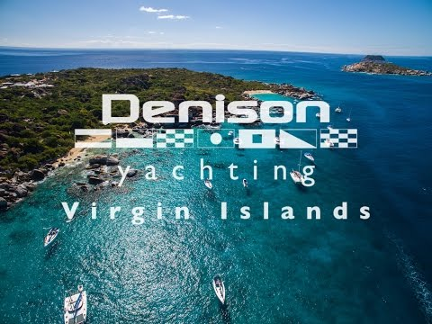 The Baths on Virgin Gorda - Caribbean Drone Tour