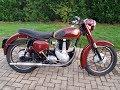 BSA B31 1957