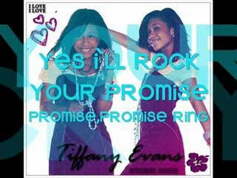 PROMiSE RiNG-TiFFANY EVANS - YouTube