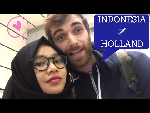From Indonesia to The Netherlands