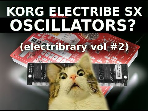 Upgrade Your Korg Electribe SX (How To Do Dubstep Using Oscillators Tutorial)