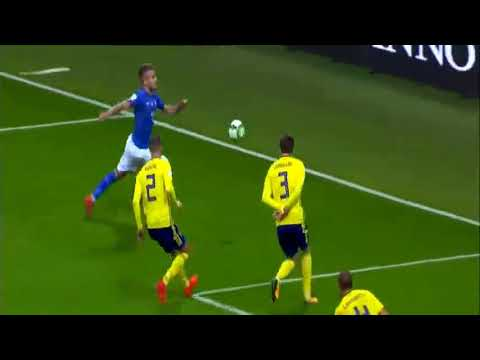 ITALY VS SWEDEN 0-0 Extended Highlights Match 13/11/2017 HD