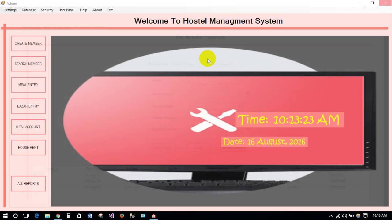the history of hostel management systems Hotel management system 1 content the motive meaning of project introduction to project introduction to hotel history of hotel hotel business hotel services facilities of hotel departments of hotel challenges conclusion.