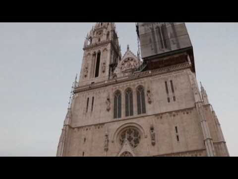 VIAJANDO A  ZAGREB CROACIA - TRAVEL TO ZAGREB CROATIA