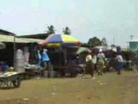 Doala Market on Bushrod Island
