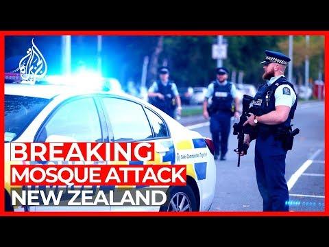 🇳🇿 40 killed in New Zealand after gunmen attack mosques | Al Jazeera English