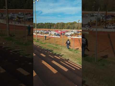 Chris Madden qualifying at Cherokee Speedway(11-18-18)