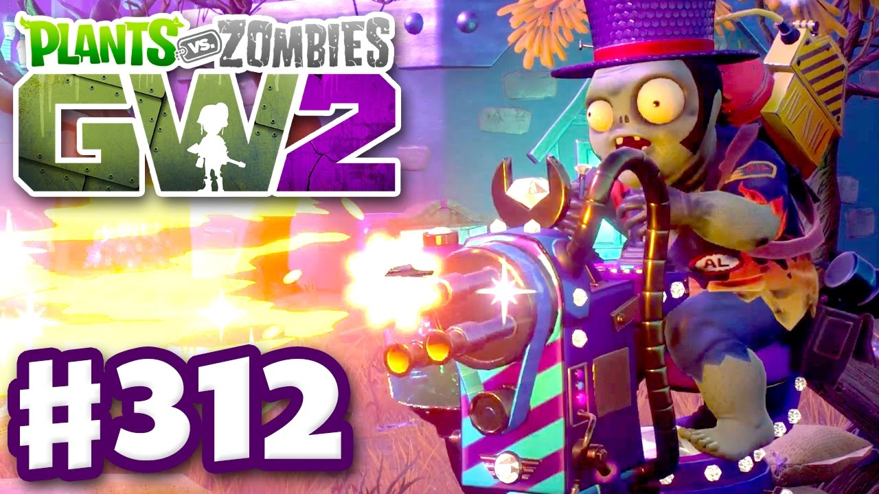 Bedazzled Bolt Blaster Plants Vs Zombies Garden Warfare 2 Gameplay Part 312 Pc Youtube