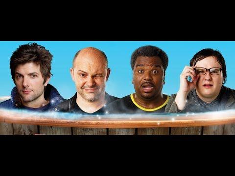 """Hot Tub Time Machine 2"" trailer debuts at San Diego Comic-Con 2014"
