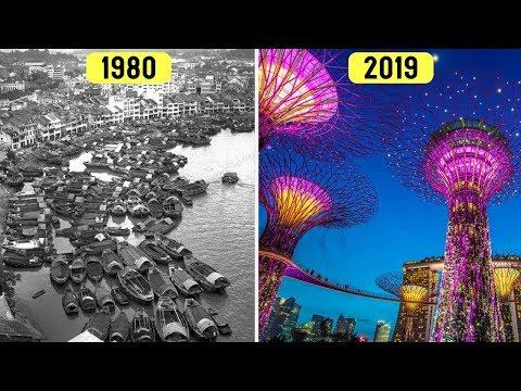 Как Сингапур Стал Богатым без Ресурсов? 5 Стран, Которые Быстро Разбогатели