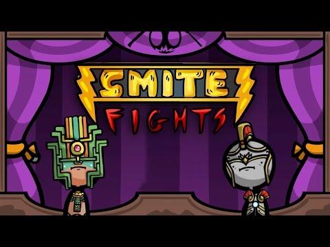 SMITE Fights #25: Chaac vs. Janus