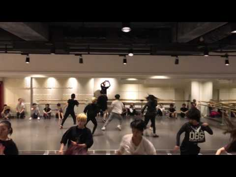 globe「Love Again(Remode)」戸塚慎 Dance class@Tokyo