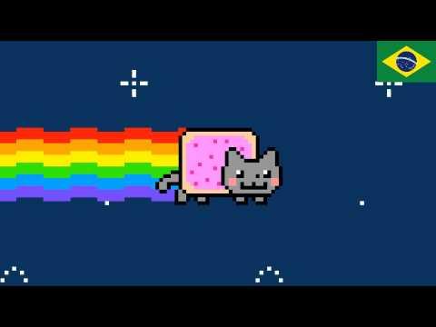 Nyan Cat - 2:00:00 (Full HD 1080p)
