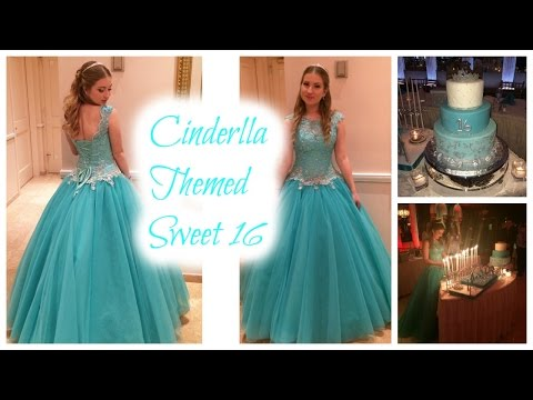 Cinderella Themed Sweet 16 Montage- S16S Ep. 1