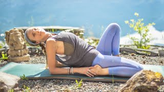 20 Minute Yoga Flow | Yoga To Restart Yourself & Your Day Perfectly