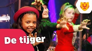 De tijger (Officiële videoclip) - Kinderen voor Kinderen