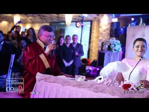 Tarkan Nikah Sahidi Derye \u0026 Yunus özel Nikah www.evet-evet.com