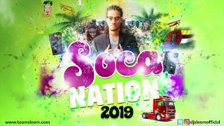 2019 Soca Mix... Machel Montano, Patrice Roberts, Farmer Nappy, Erphaan Elves By DJ Sleem