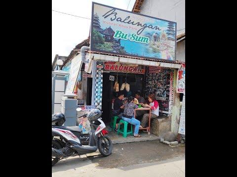 """Kuliner khas kota Pare Kediri """"Balungan Pedas Bu SUM"""""""