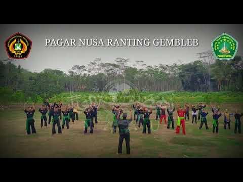 PAGAR NUSA-RANTING GEMBLEB JAWA TIMUR
