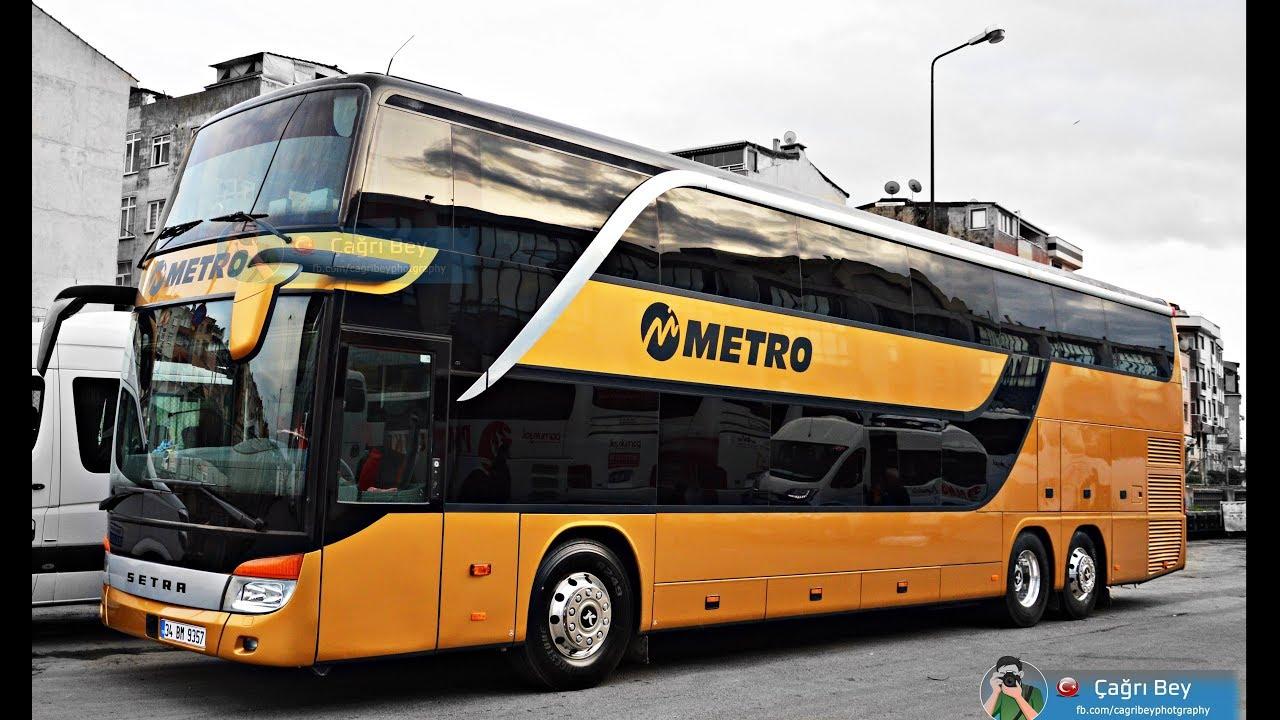 Metro Turizm In En Guzel Araci Bu Nasil Guzellik Setra S431 Dt