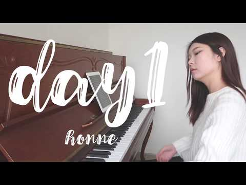 HONNE - DAY1 (COVER By Ghona.)