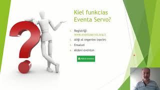 VK 2020: Eventa Servo (Yves Nevelsteen)