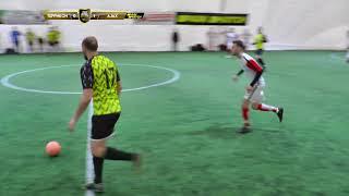 Поле 1 5 ТЕРРИКОН 7 6 AJAX SFCK Street Football Challenge Kiev