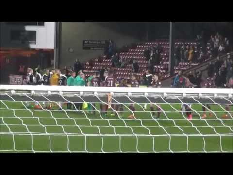 Scunthorpe v Northampton | Emirates FA Cup R1 Replay | 14/11/17