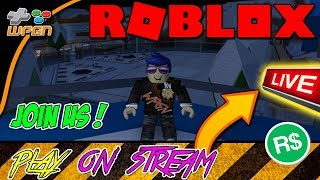 🔥 ROBLOX LIVE 🔥 Playing JAILBREAK and MORE With Fans ⭐Subscriber Loyalty Rewards ⭐ (1-16-18)