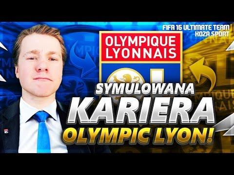 FIFA 16 - SYMULOWANA KARIERA OLIMPIC LYON #1