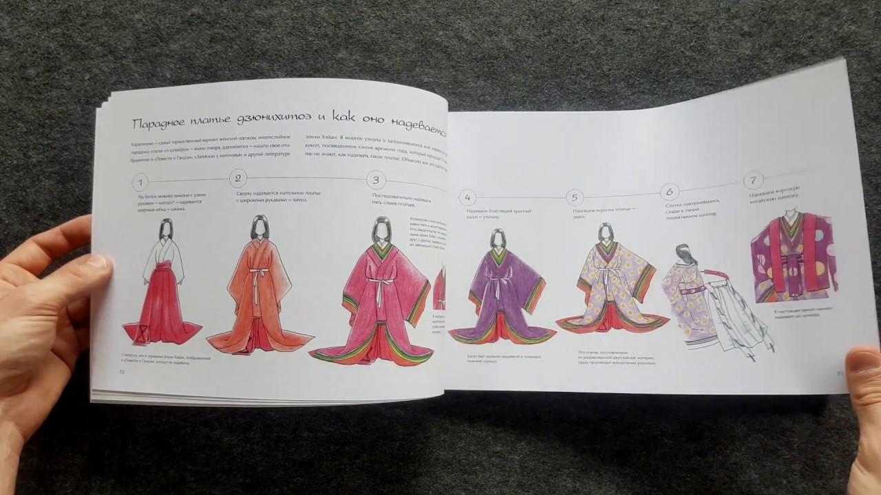 Очарование древней Японии. Рисунки эпохи Хейан: Арт ...