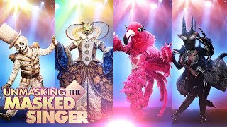 The Masked Singer Episode 4: Reveals, Theories and New Clues!