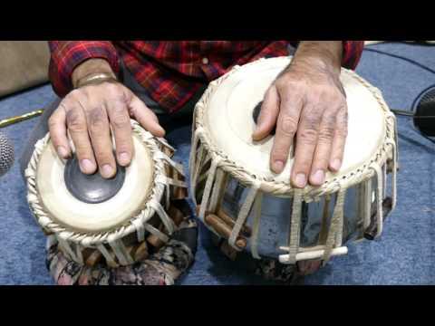 Tabla Lesson # 187 - Dadra Beat Explanation - tejsinghca@gmail.com