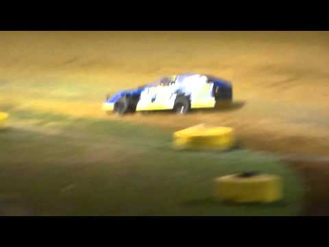 Ponderosa Speedway Modified Feature 4-29-2016