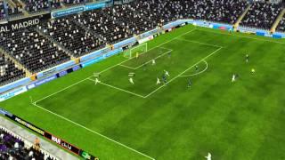 M�laga 5-1 Real Madrid - Match Highlights