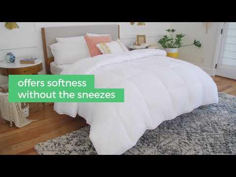 Linenspa Down Alternative Reversible Comforters