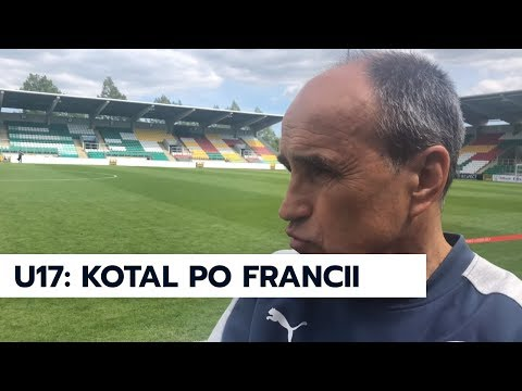 U17   Václav Kotal po prohře ve čtvrtfinále ME