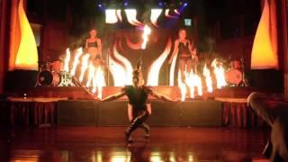 Melissa Coffey Fire Demo