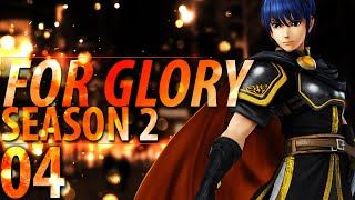 Super Smash Bros Wii U Zero Plays For Glory #4 Marth