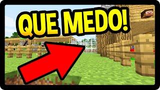 Minecraft: NUNCA FIQUE PERTO DESSE ANIMAL!! - FAMÍLIA ANIMAL #09