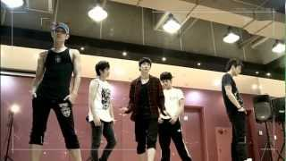 [Full HD] MBLAQ - Mona lisa (Dance Practice ver.)