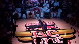 Isaiah Vs DQ | Finals | Red Bull BC One Washington DC Cypher | BNC