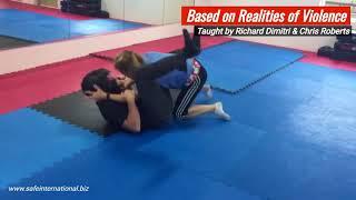 Self Defense Certification Training Video