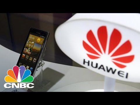Huawei Has Grand Plans To Be Better Than Samsung, Apple | Tech Bet | CNBC
