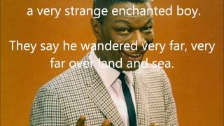 Nat King Cole - Nature Boy (With Lyrics)