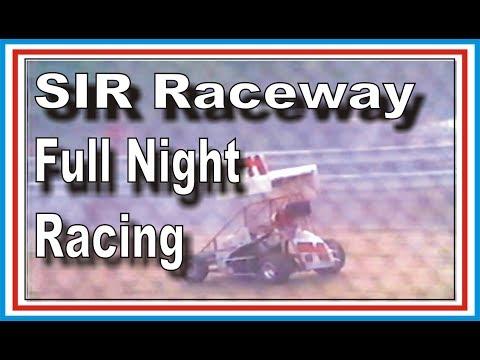 Southern Illinois Raceway, SIR, Full Night of Midget Car Racing